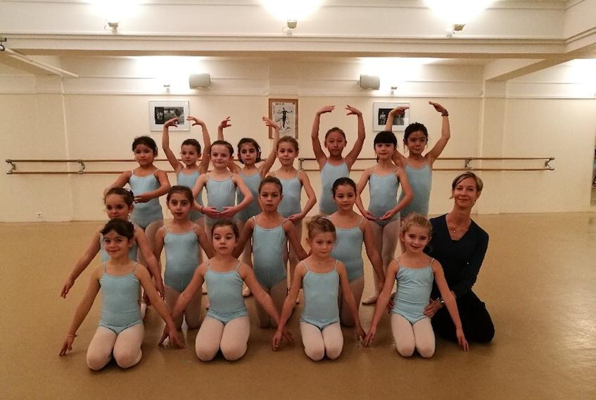 Amana Studio Paris 14 cours danse classique enfants