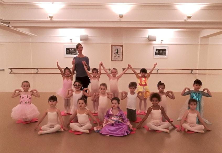 Amana Studio Paris 14 cours éveil danse