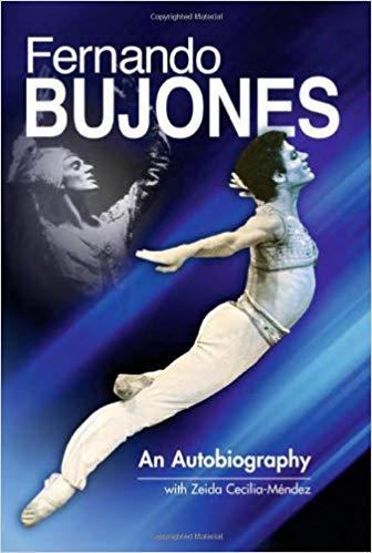 Livre biographie Fernando Bujones
