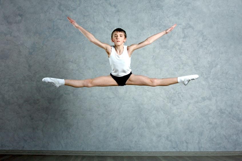 Danse classique cours garçons