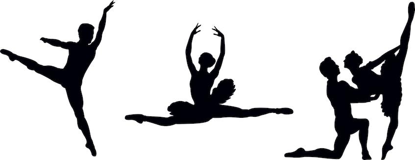 Danseurs et danseuses classique