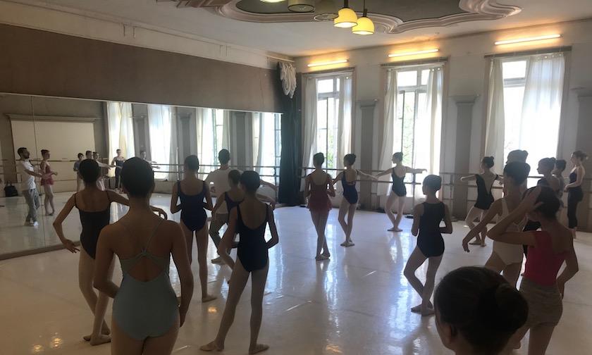 Studio de danse EDAC Lyon