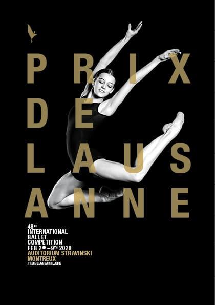 Prix de Lausanne 2020 (affiche)
