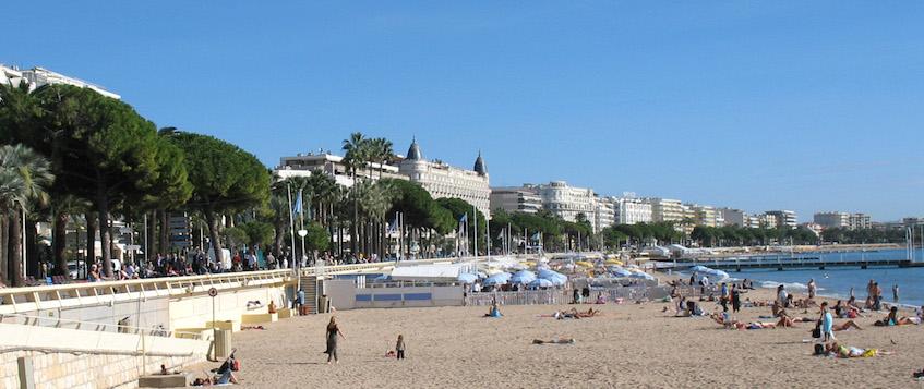 Danse à Cannes