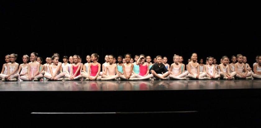 Concours Ballets en scène
