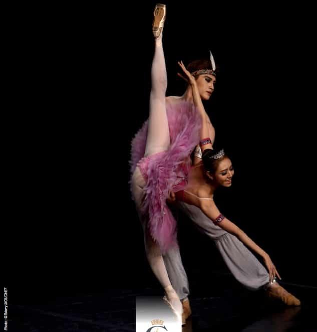 Concours de danse de Grasse