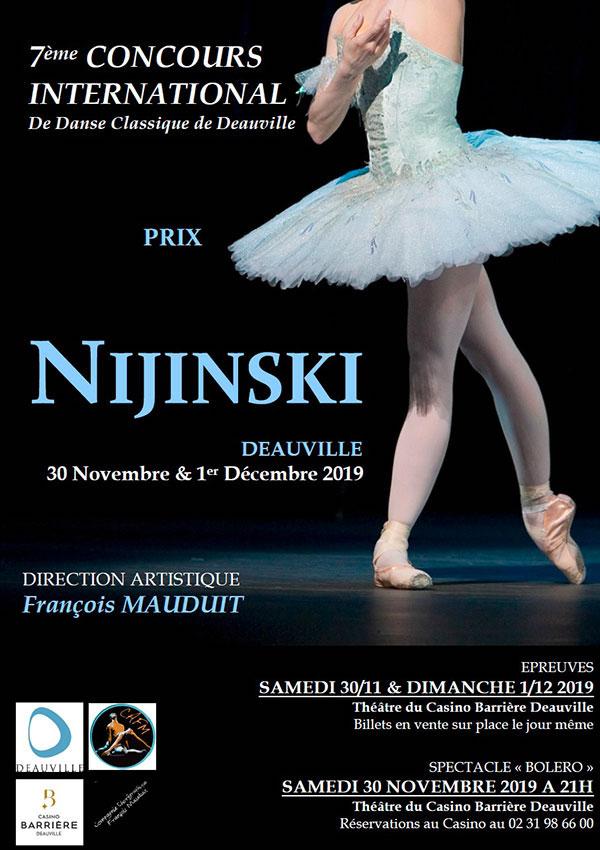 Concours Deauville Nijinsky 2019