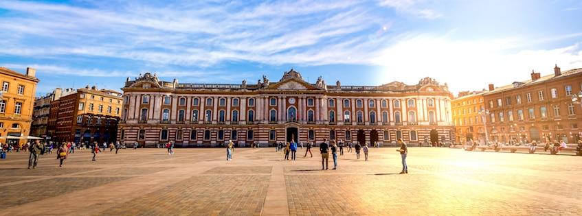Danse à Toulouse (Capitole)