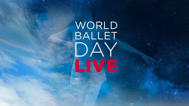 World Ballet Day live 2018