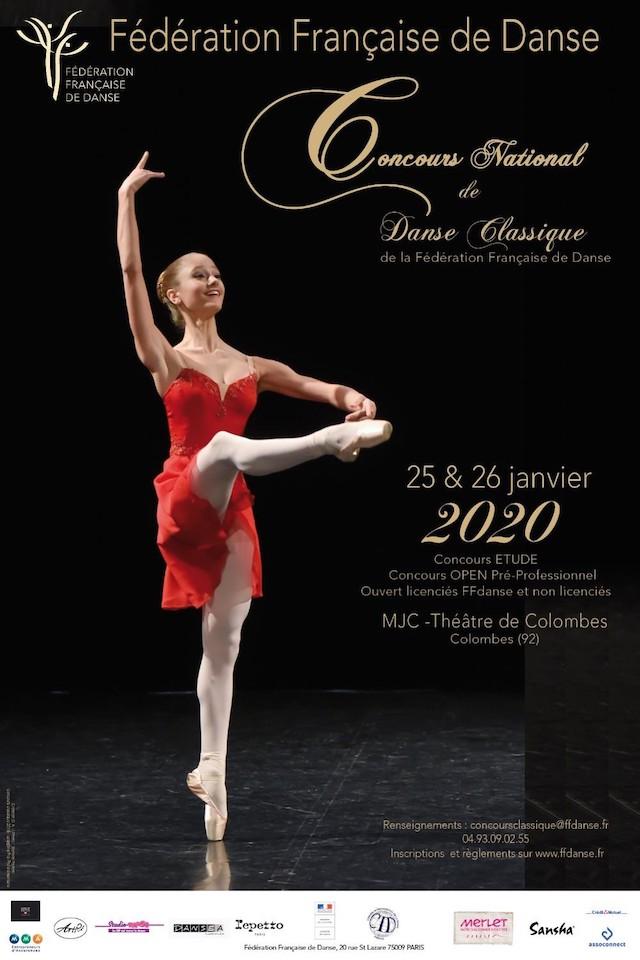 Concours classique FFD 2020