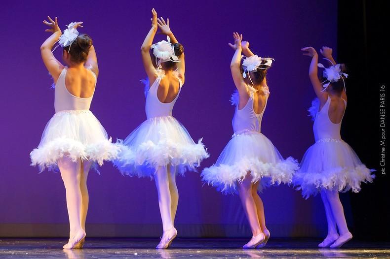 Ecole de danse classique Paris 16