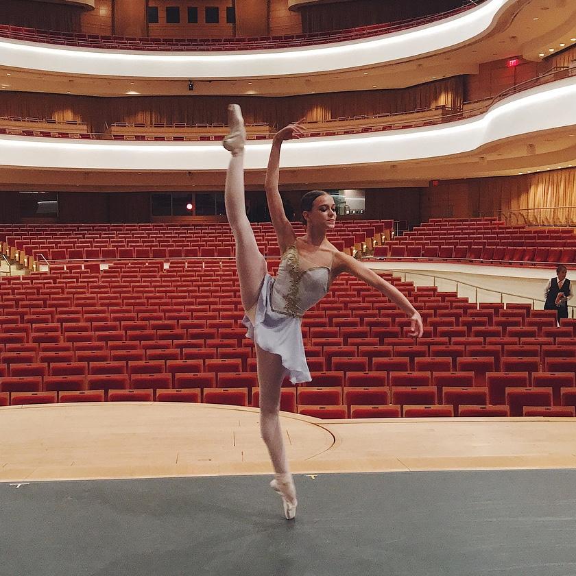 Mackenzie Brown Southland Ballet