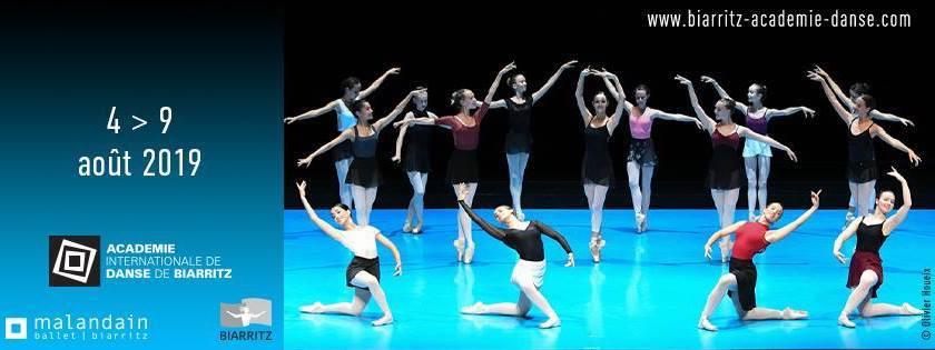 Stage académie Biarritz 2019