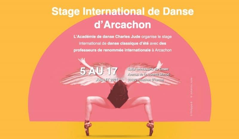 Stage danse Arcachon 2021