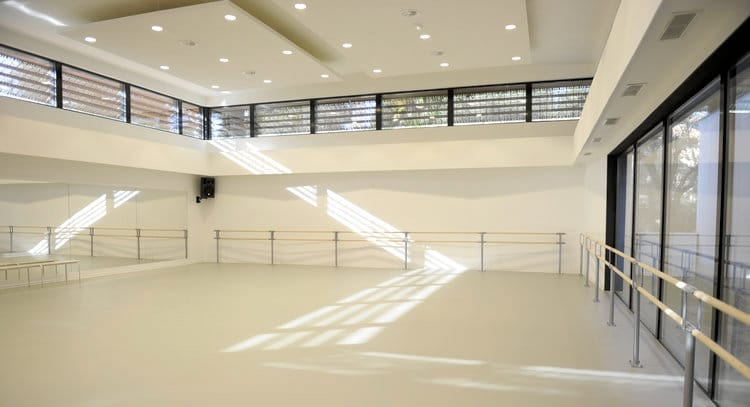 Studio danse stage Cannes