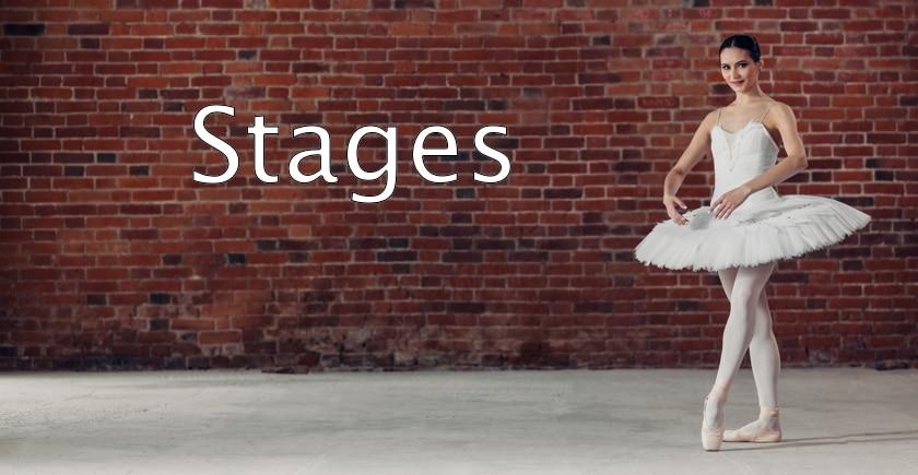 Stages danse classique
