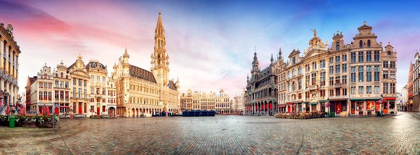 Danse à Bruxelles (Belgique)