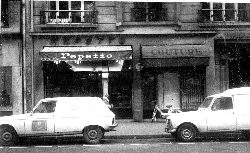 Atelier Repetto en 1947