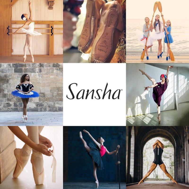 Sansha danse