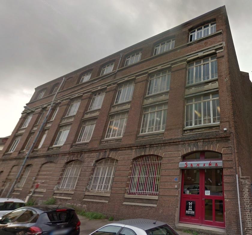 Entrepôt Sansha Le Havre