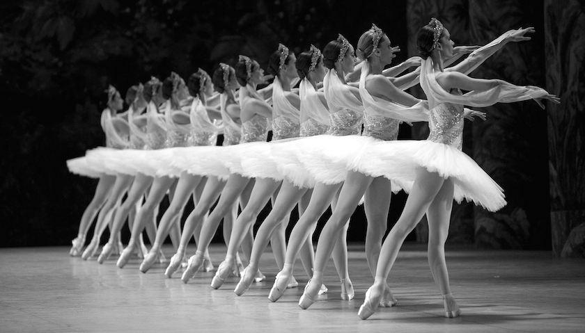 Danseuses ballet opéra de Paris