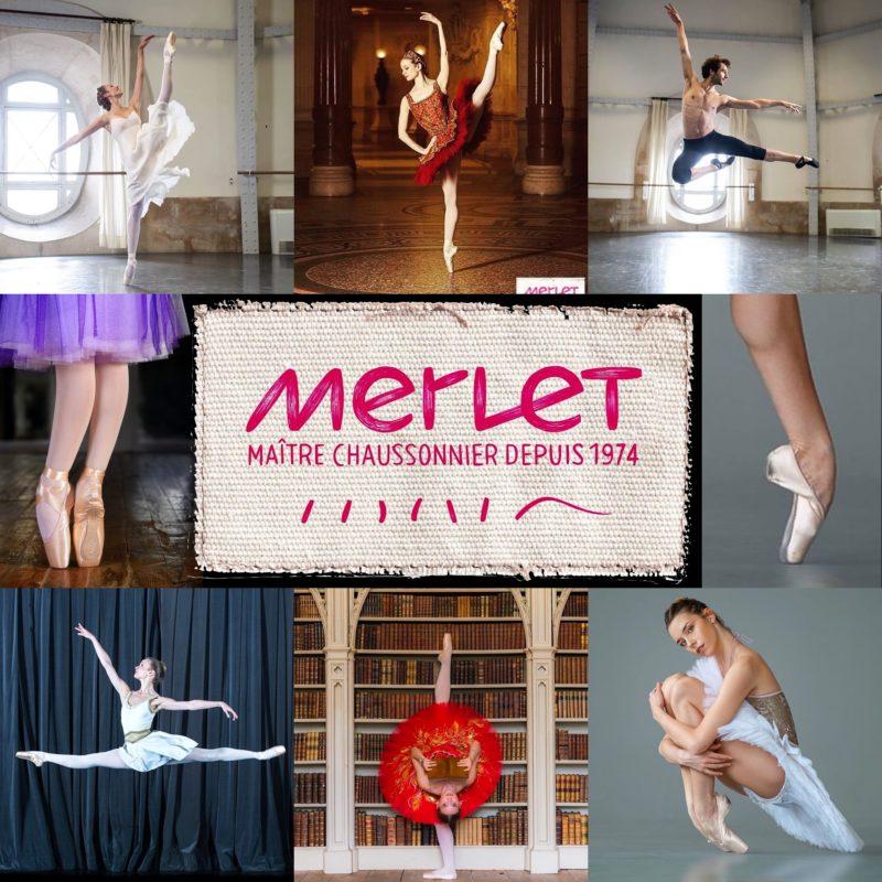 Merlet danse