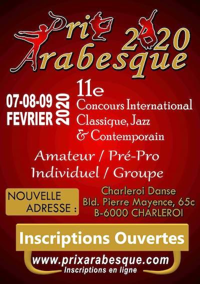 Prix Arabesque 2020