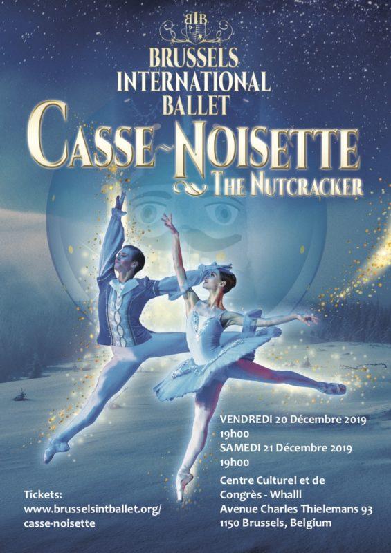 Brussels Ballet Casse Noisette 2019