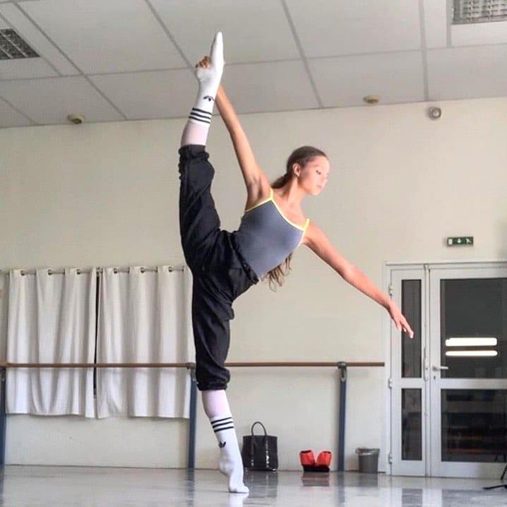 Mathilde Valin au VM Ballet