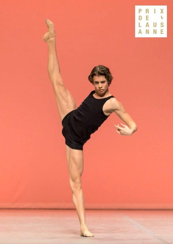 Marco Masciari en finale contemporain Lausanne 2020