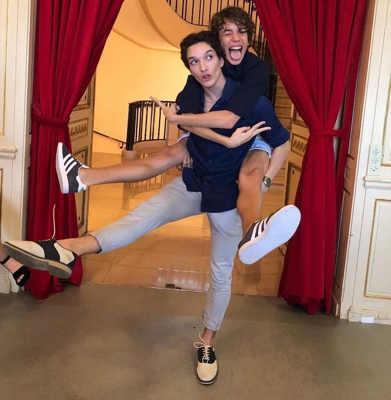 Marco Masciari et Shale Wagman