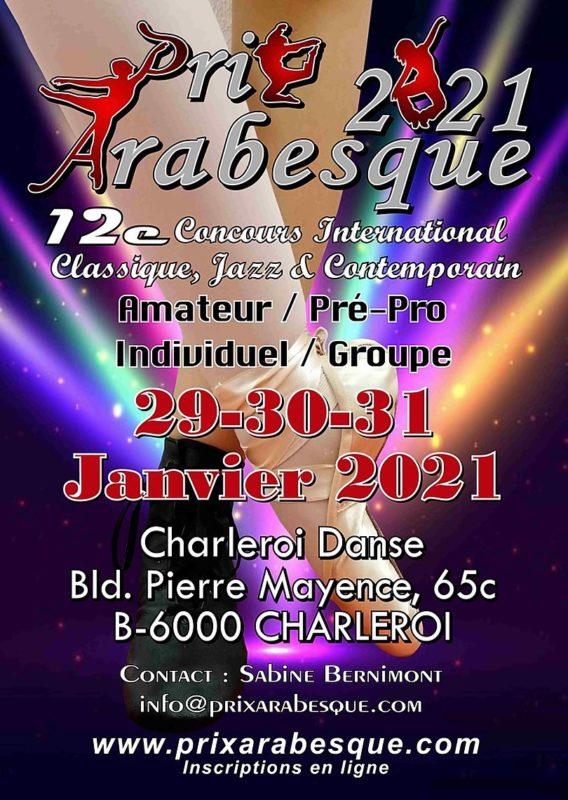 Prix Arabesque 2021