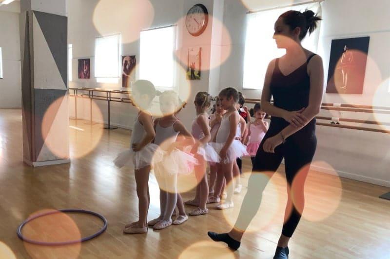 Stage de danse classique Dans'Harmonie