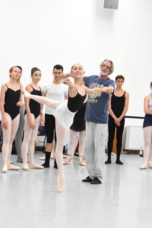 Arabesque - Stage de danse d'été à Lyon : Theilaïa