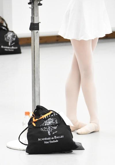 Le sac de danse Theilaïa
