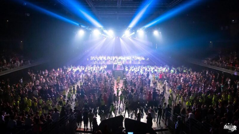 Spectacle dancershow à Metz