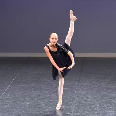 Juliette Baud YAGP 2019