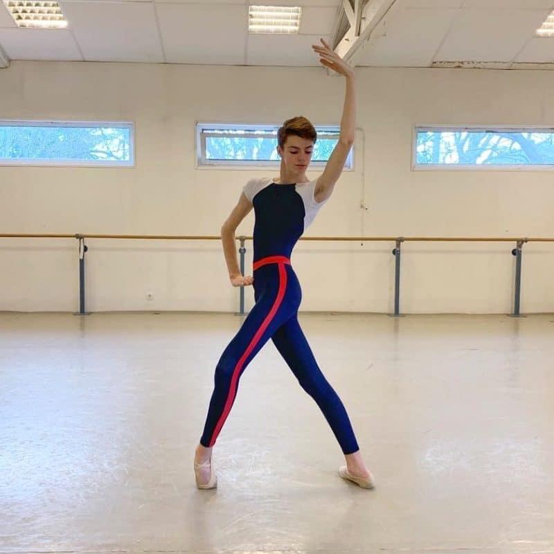 Paul Rivard au VM Ballet