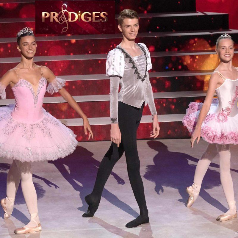Finalistes en danse de Prodiges 2020
