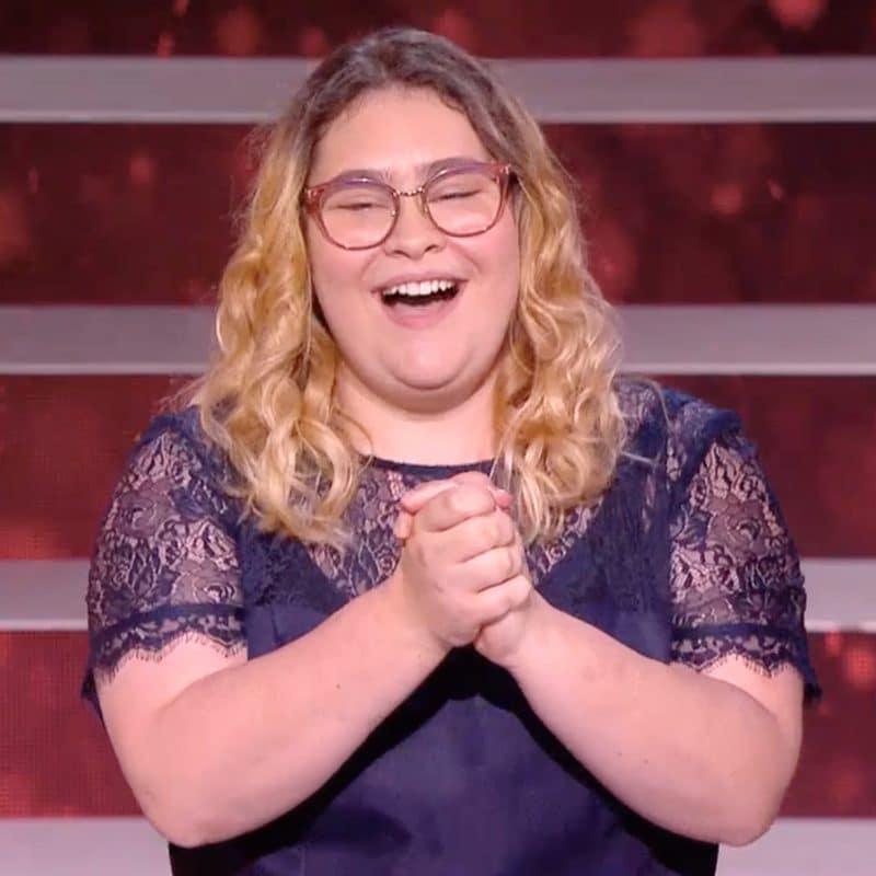 Isabelle gagnante Prodiges 2020