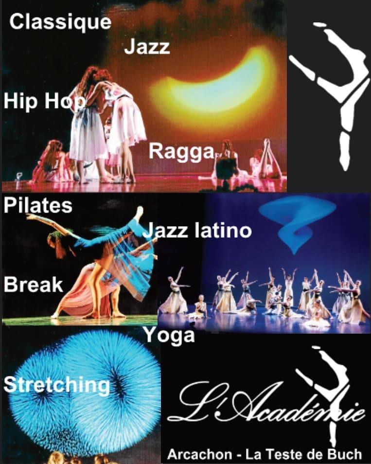 l'académie : école de danse à La Teste de Buch et Arcachon