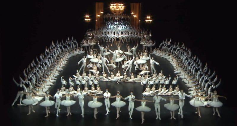 Gala 2021 d'ouverture du Ballet de l'Opéra de Paris