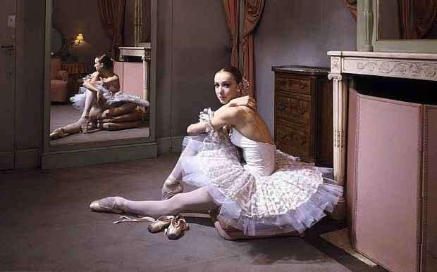 Sylvie Guillem 1985