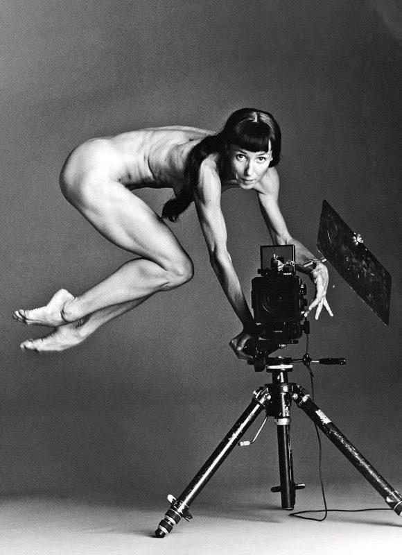 Sylvie Guillem nue