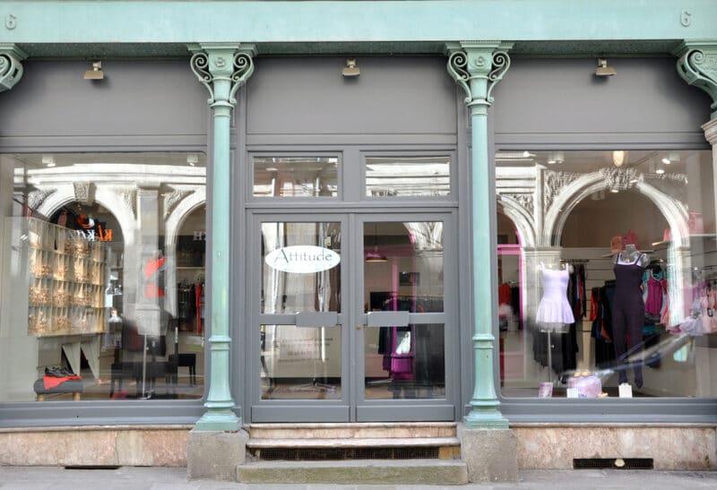 Boutique Attitude Diffusion à Rennes