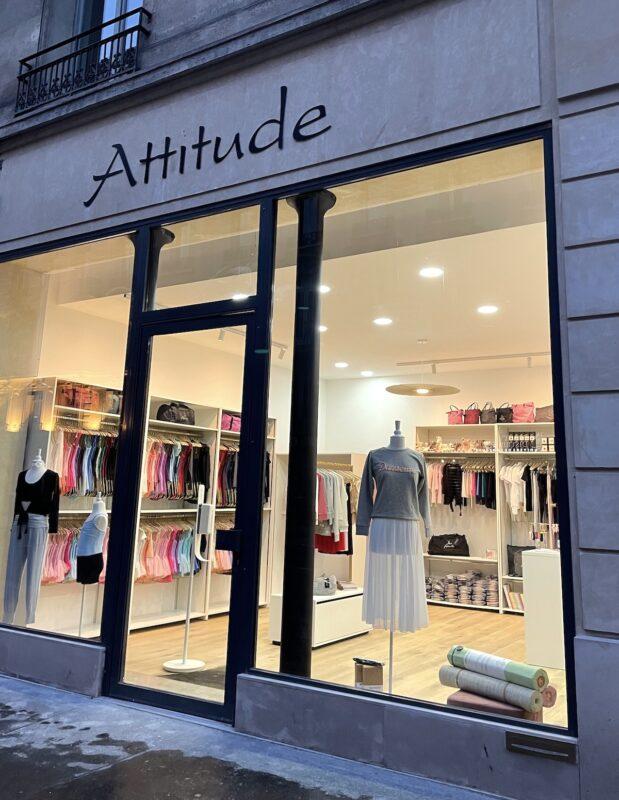 Magasin Attitude Diffusion