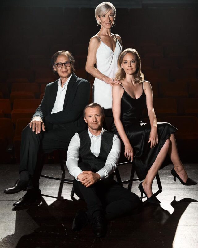 Fondateurs de la Jude Mikhalev Ballet Academy